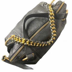 Michael Michael Kors Pebbled Leather Satchel